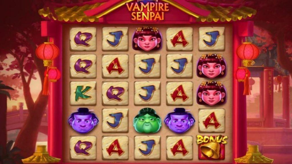 แนะนำเกม VAMPIRE SENPAI