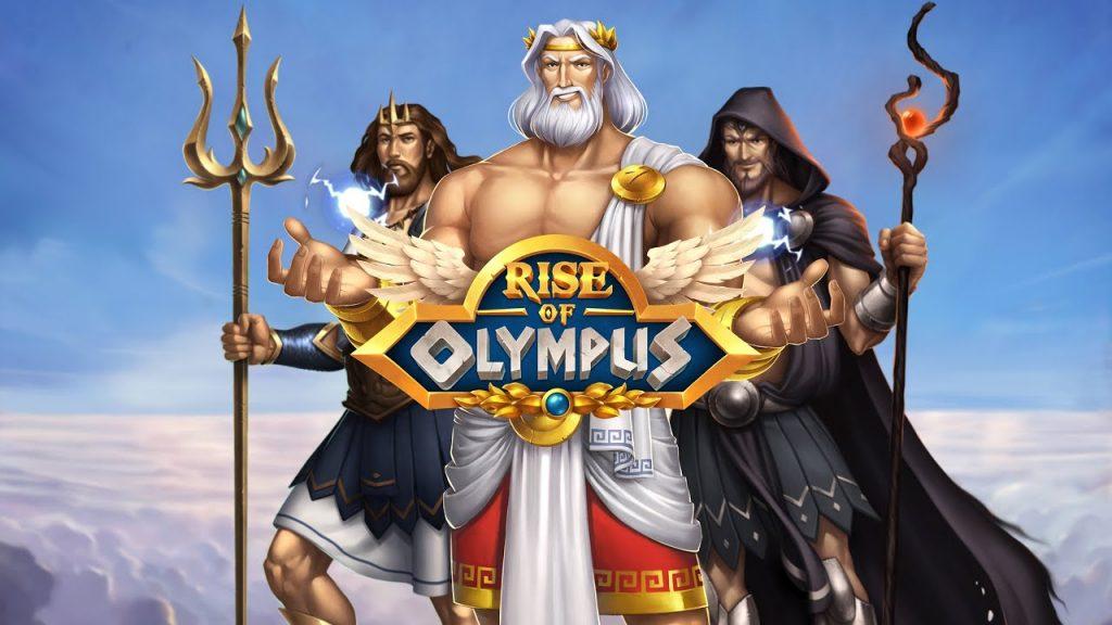 หาเงินง่ายๆ กับเกมสล็อต RISE OF OLYMPUS