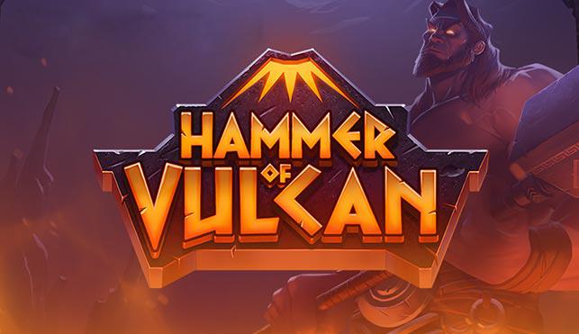 รีวิวเกมสล็อต Hammer Of Vulcan